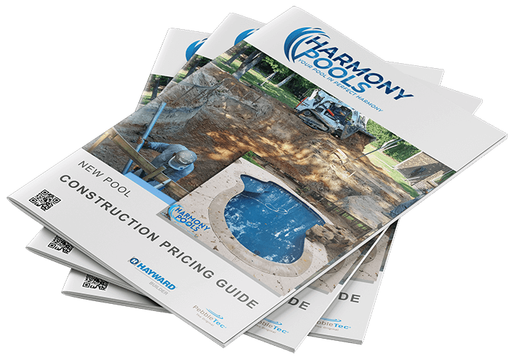 Swimming Pool Construction Price Guide by Harmony Pools