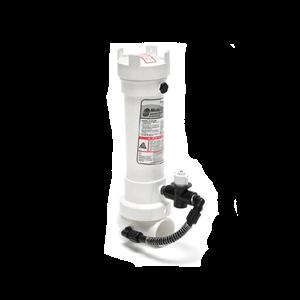Chlorine feeder